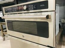 NEW 2018 GE Advantium 120 Cafe CSB9120SJSS Built in Convection Microwave 30