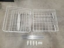 Whirlpool Dishwasher Upper and Lower racks and hardware