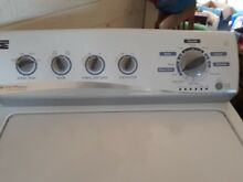 Kenmore High Efficiency Washer With Matching Dryer