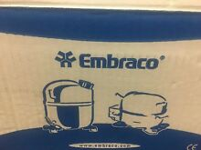 NIB GE Monogram Refrigerator Compressor WR87X10226 Made by Embraco