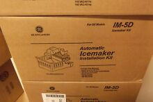 GE IM5D Optional  Ice Maker Kit Brand New