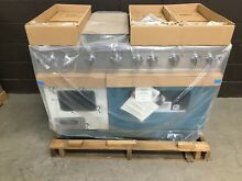 NIB   VIKING VGCC5486GSS 48  Professional Gas Range 6 Burner Griddle Stainless