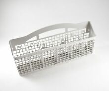CLEAN Whirlpool Kenmore Dishwasher 8562045 Silverware Cultery Basket 8562046