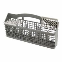 CLEAN Whirlpool Kenmore Dishwasher W10438331 Silverware Cultery Basket W10179397
