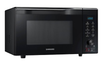 Samsung 1 1 cu  ft  Countertop Power Convection Microwave Oven with Sensor