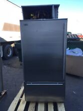 Sub Zero 650 Built In Bottom Freezer Refrigerator