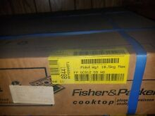 Fisher and Paykel  36 Inch Gas Cooktop Model GC912SS Natural Gas