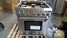 Thermador 30  SS Pro Harmony Gas Range PRG305PH