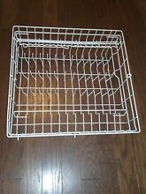 MAYTAG DISHWASHER MDC4000AWX UPPER RACK    99003462 W10727422 WITH WHEELS  SHELF