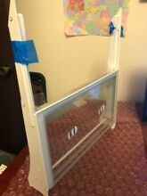 WPW10737427 for Whirlpool Refrigerator Glass Shelf