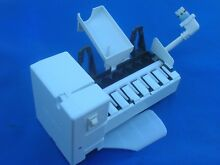 WR30X10087   CAN24 electronic genuine OEM GE icemaker   makes 7 cubes