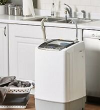 Portable Laundry Washing Machine by BLACK DECKER  Compact Pulsator