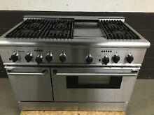 Thermador PRDS486GDUS 48  Dual Fuel Range 6 Burners   Griddle Stainless Steel