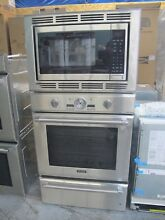 Thermador 30  Professional Stainless Steel Triple Oven Combo PODMW301J