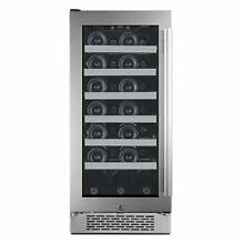 Avallon   27 Bottle 15  Built In or Free Standing Wine Cooler   Single Zone
