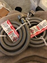 Genuine OEM Washer Fill Hoses Will Fit Any Washer 4392026 or 360 WP Set of 2