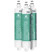 GE Refrigerator Water Filter 10 in  Reduce Chlorine Resistant Cysts 3 Piece