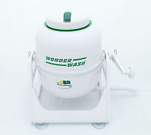 The Laundry Alternative Wonderwash Portable Mini Washing Machine  Open Box