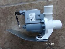 Samsung Washer Drain Pump Motor And Housing WPX10030 9010388