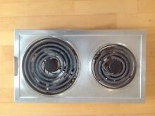 Jenn Air stainless steel Range or Cooktop Cartridge  model A100 super Clean Used