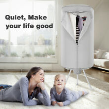 Finether Electric Clothes Dryer Portable Wardrobe Drying Machine Clothes Heater