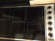 Viking Professional VCCU1656BSB 36  Induction Radiant Cooktop with 2 MagneQuick
