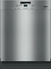 Miele G4925USS Classic plus Full Console Dishwasher in Stainless Steel