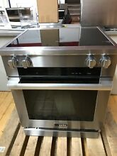 Miele M Touch Series  HR1622i 30 Inch Pro Style Induction Range 4 Cooking Zones