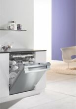 Miele 24  Futura Series G5285SCSF Fully Integrated Dishwasher Stainless Steel
