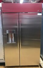 GE Profile PSB48YSKCSS 48 Inch Built in Side by Side Refrigerator