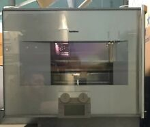Gaggenau 200 Series BS27161024 Inch Single Combination Steam Convection Oven