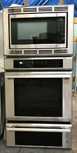 Thermador Masterpiece Series MEDMCW31JS 30 Inch Triple Combo Wall Oven