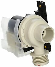 Frigidaire Drain Pump Kit  137221600  for Kenmore and Crosley Washers   White