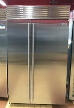 Sub Zero BI 48S S TH 48 Inch Built In Side By Side Refrigerator