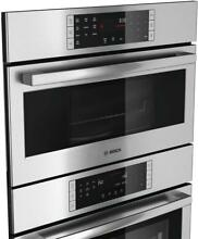 Bosch 30  SS 800 Series HBL87M52UC Microwave Combination Oven