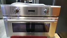 Thermador 30  Pro SS Built in Steam Convection Oven PSO301M