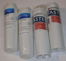 4 UKF8001 REFRIGERATOR ICE   WATER FILTERS FOR MAYTAG  2 WATERDROP 2 ClearChoice