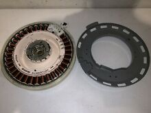 Whirlpool Kenmore Washer Motor Cabrio Rotor 280146 Stator W10419333   Shield