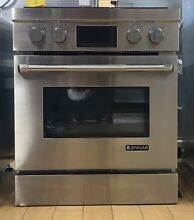 Jenn Air 30  Pro Style Stainless Steel Gas Range   JGRP430WP
