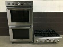 2 pc set  Thermador Range Top 36    Thermador 30  Double Wall Oven PODC302J