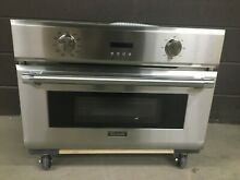 Thermador PSO301M Professional 30  Steam Convection Wall Oven