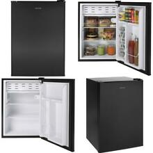 2 7 cu  ft  Mini Fridge in Black
