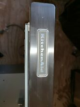 KitchenAid 36  Stainless Telescopic Downdraft Range Hood