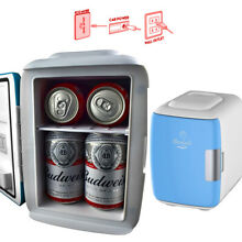 Portable Small Compact Fridge Refrigerator Cooler   Warmer Dorm Bedroom Travel