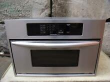KitchenAid 24  SS Microwave Convection Oven Model  KBMC140HSS05 Built In