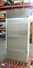 SUB ZERO MODEL 650 36  NO FLAW STAINLESS BTM FREEZER MOUNT  48  OFF  9 275 MSRP