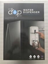Whirlpool EveryDrop Magnetic Mounted Water Dispenser w Filter  EDRD101G1W NEW