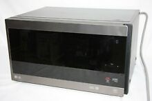 LG Smart Inverter 1 5 Cu Ft  Microwave Oven LMC1575BD