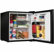 Mini Fridge With Freezer Compact Combo Bedroom Dorm 1 7 Cubic Feet Single Door