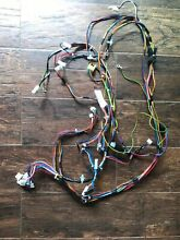 GE Front Load Washer Wire Harness Complete  WH19X20899